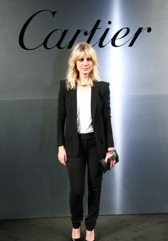 Melanie Laurent – Cartier's Bold and Fearless Celebration in San Francisco