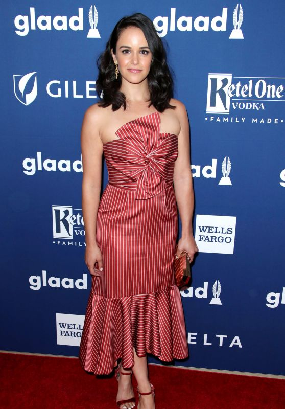 Melissa Fumero – 2018 GLAAD Media Awards in LA