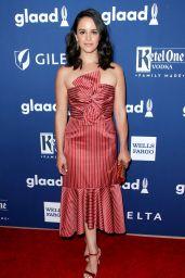Melissa Fumero – 2018 GLAAD Media Awards in LA