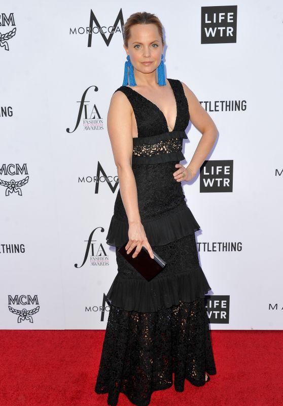 Mena Suvari – The Daily Front Row Fashion Awards 2018 in LA