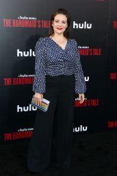 "Meredith Salenger – ""The Handmaid's Tale"" TV Show Premiere in LA"