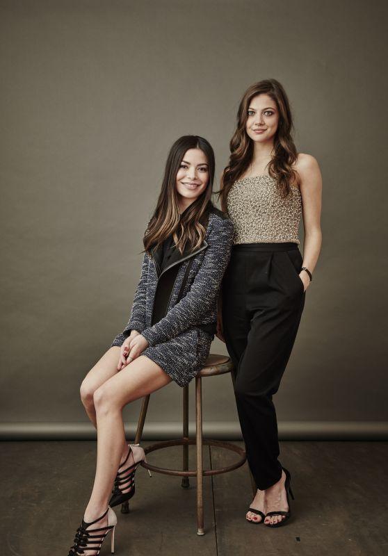 Mia Serafino and Miranda Cosgrove - Photoshoot in Pasadena (2018)