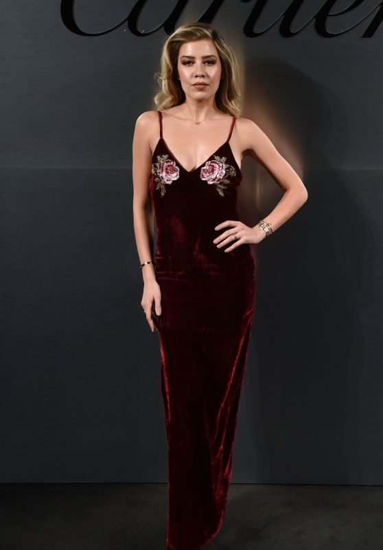 Michelle Salas – Cartier's Bold and Fearless Celebration in San Francisco