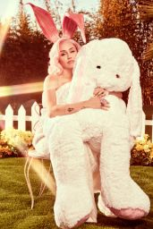 Miley Cyrus - Easter Photoshoot 2018