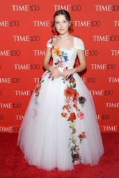 Millie Bobby Brown – 2018 Time 100 Gala in NYC