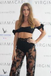 Millie Mackintosh - Virginia Macari Fashion Show in Marbella 04/25/2018
