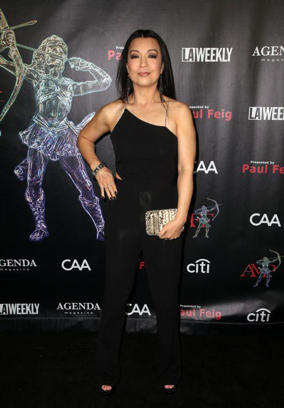 Ming-Na Wen – 2018 Artemis Women in Action Festival in Beverly Hills