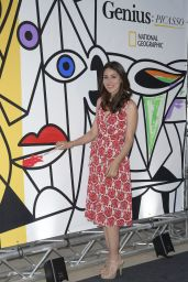 "Miriam Candurro – ""Genius Picasso"" TV Series Premiere in Rome"