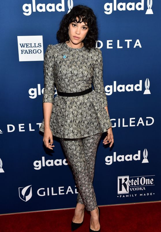 Mishel Prada – 2018 GLAAD Media Awards in LA