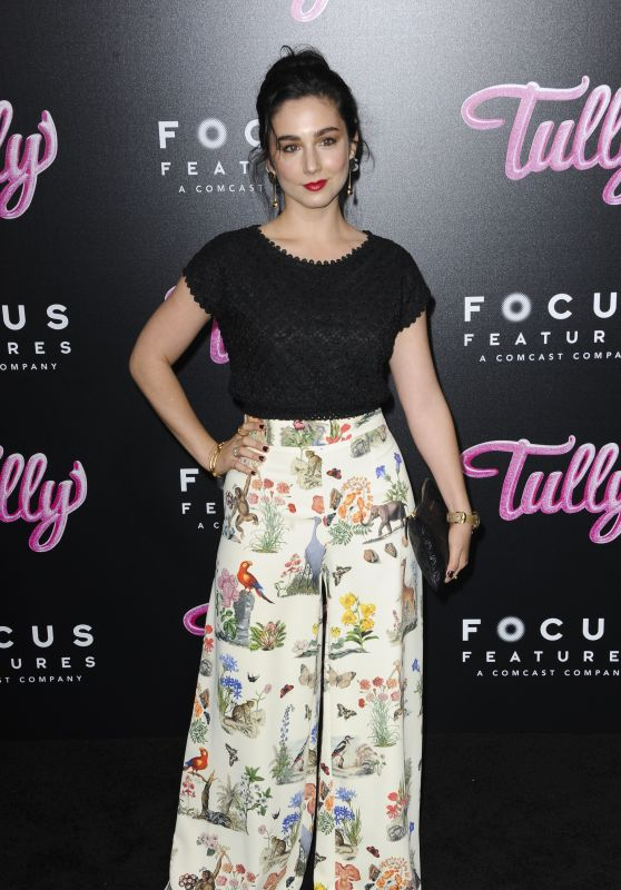 "Molly Ephraim – ""Tully"" Premiere in Los Angeles"