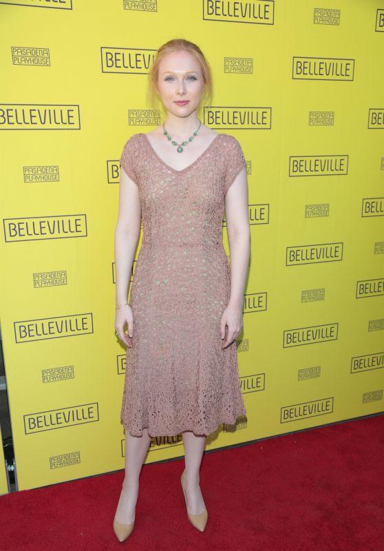 """Molly Quinn – """"Belleville"""" Opening Night in Pasadena"""