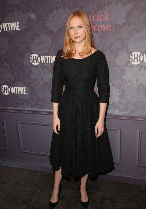 "Molly Quinn – ""Patrick Melrose"" TV Show Premiere in LA"