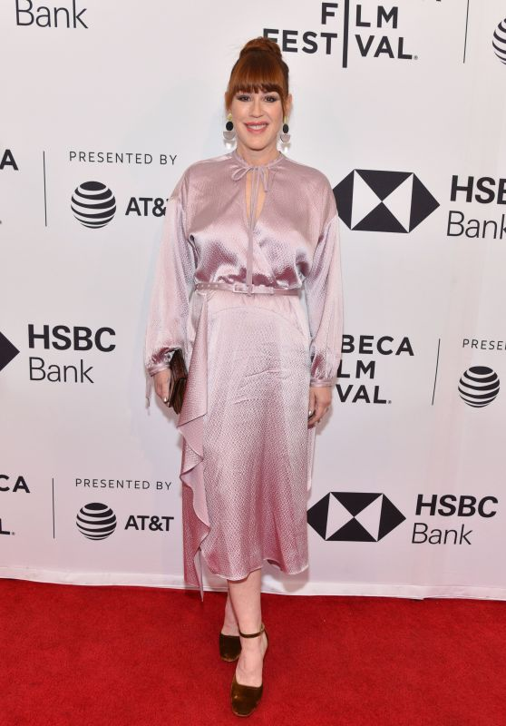 "Molly Ringwald – ""All These Small Moments"" Screening at Tribeca Film Festival 2018"