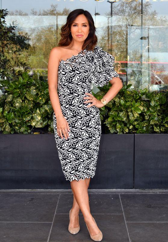 Myleene Klass - Hosting CEW Beauty Awards in London 04/20/2018