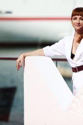 "Najwa Nimri - ""Vis a Vis"" TV Series Photocall at Malaga Spanish Film Festival"