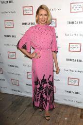Naomi Watts - 2018 TriBeCa Ball at New York Academy of Art in NYC