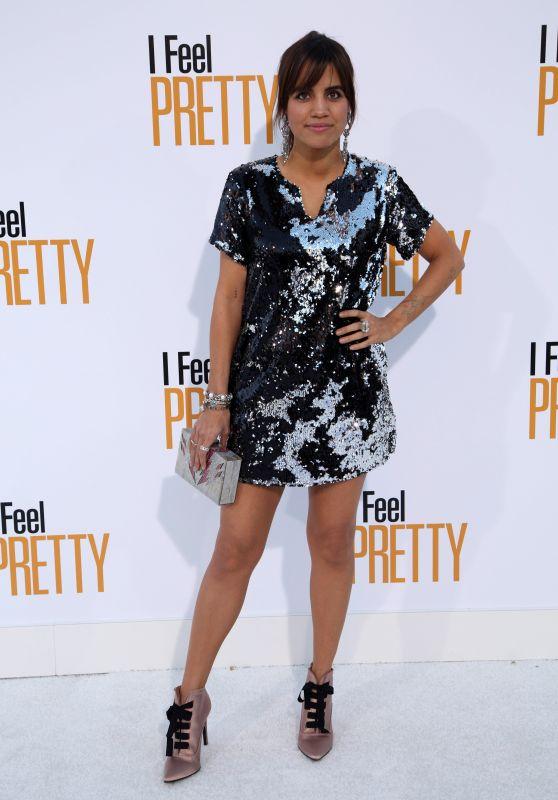 "Natalie Morales – ""Feel Pretty"" World Premiere in Westwood"
