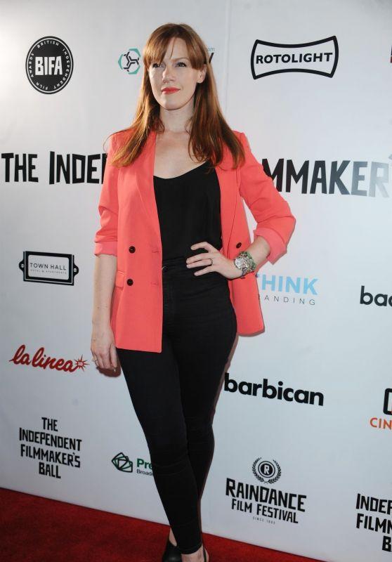Niamh McGrady – Independent Filmmaker's Ball 2018