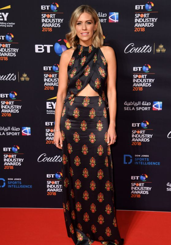 Nicki Shields - BT Sport Industry Awards 2018