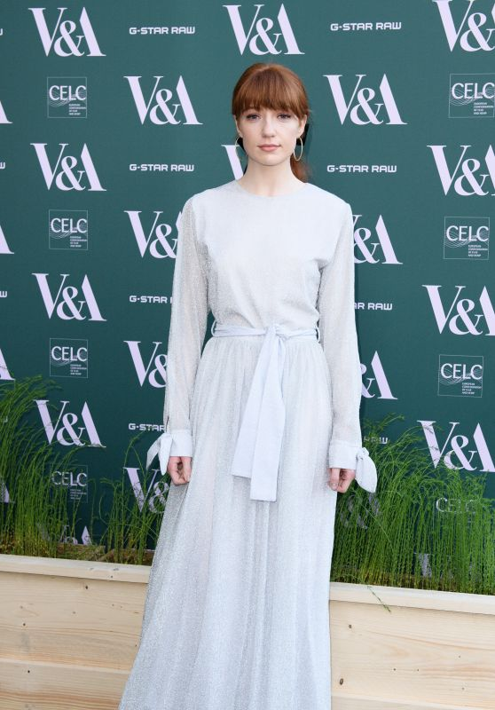 """Nicola Roberts - """"Fashioned For Nature"""" Exhibition VIP Preview in London"""