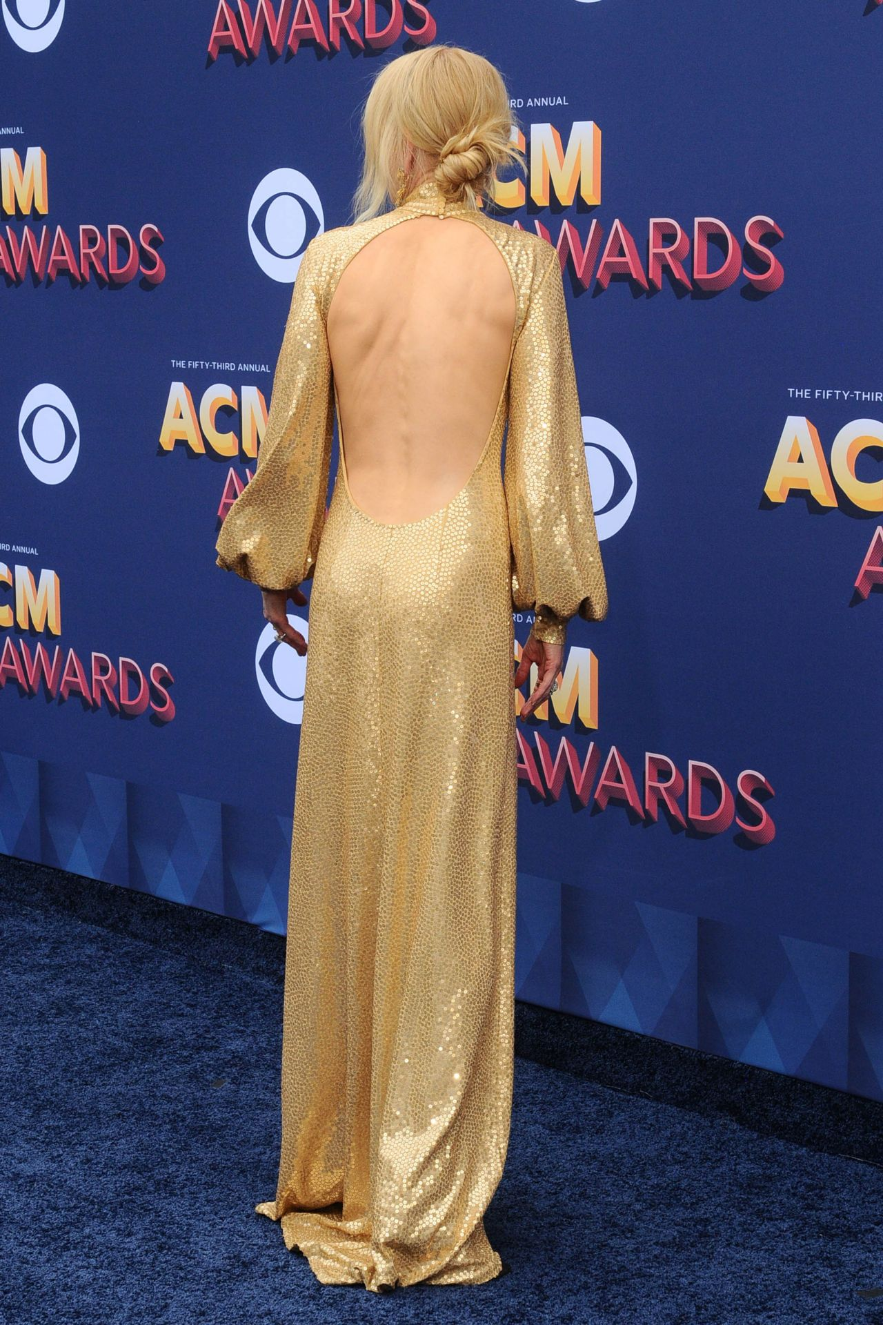 Nicole Kidman 2018 Academy Of Country Music Awards In
