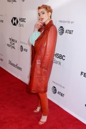 "Noomi Rapace - ""Stockholm"" Premiere at Tribeca Film Festival in NY"