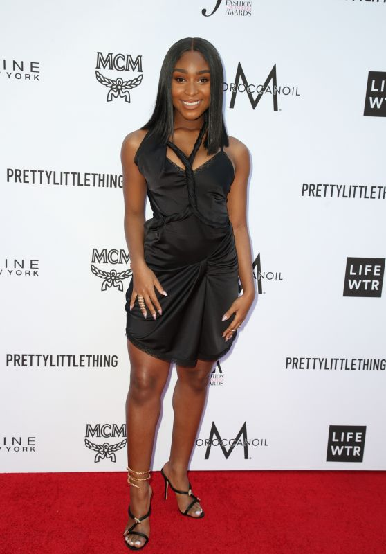 Normani Kordei – The Daily Front Row Fashion Awards in LA