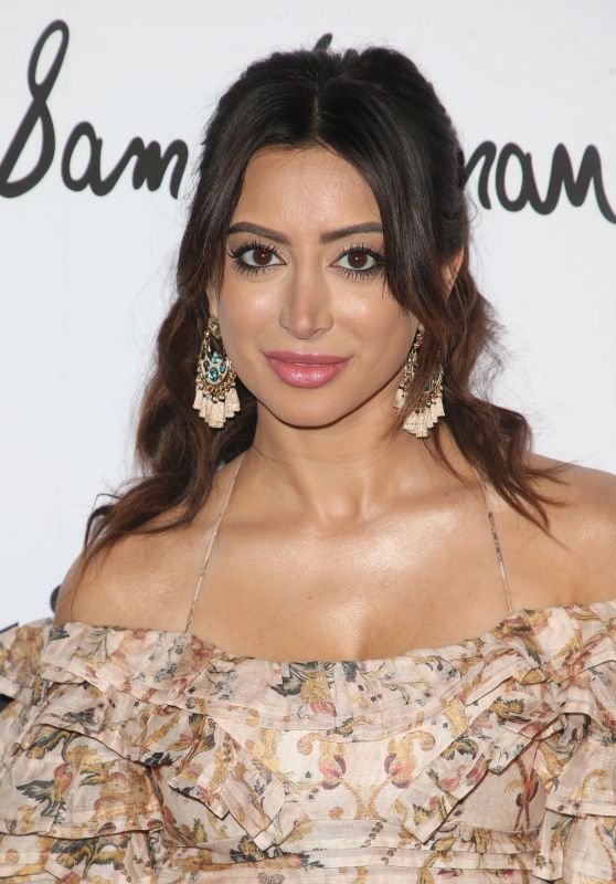 """Noureen DeWulf – Marie Claire """"Fresh Faces"""" Party in LA 04/27/2018"""