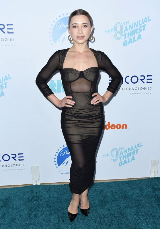 Olesya Rulin – 2018 Thirst Gala in Beverly Hills