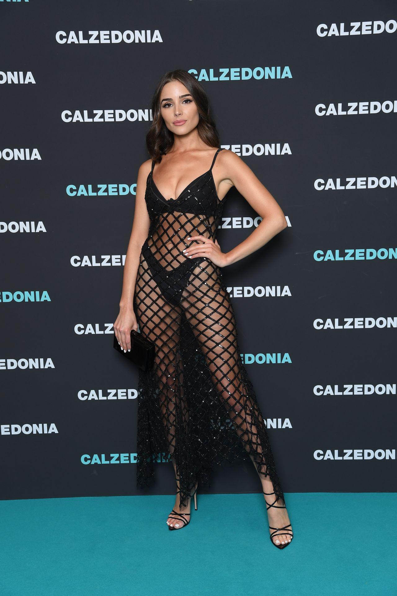 Olivia Culpo Calzedonia Summer Show In Verona Italy 04