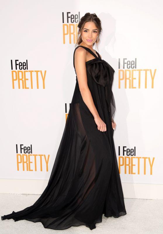 "Olivia Culpo – ""Feel Pretty"" World Premiere in Westwood"