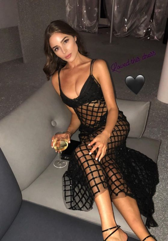 Olivia Culpo - Social Media 04/12/2018