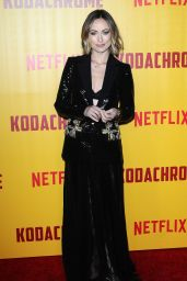"Olivia Wilde – ""Kodachrome"" Premiere in Los Angeles"