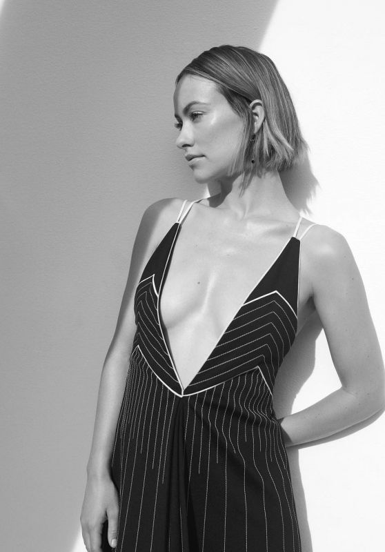 Olivia Wilde - Photoshoot for True Botanicals, April 2018