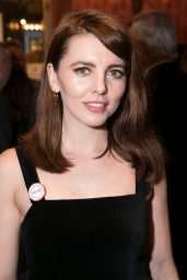 """Ophelia Lovibond - """"Quiz"""" Party at West End Transfer in London 04/10/2018"""