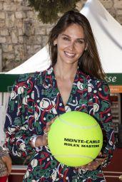 Ophélie Meunier - Monte Carlo Rolex Masters in Monaco 04/22/2018
