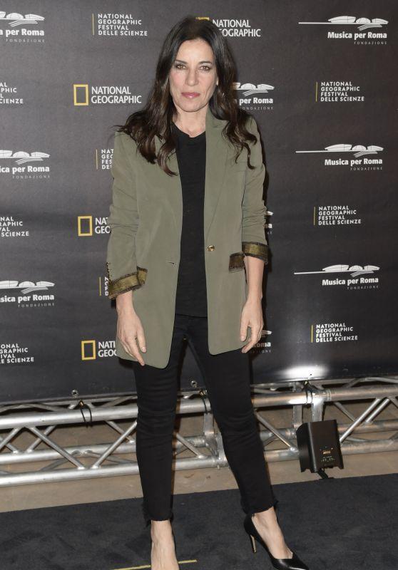 """Paola Turci – """"Genius Picasso"""" TV Series Premiere in Rome"""