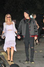 Paris Hilton at Paris Jackson