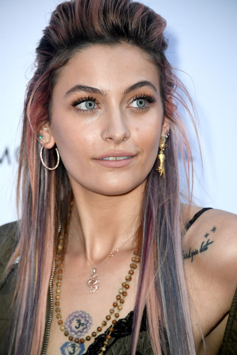 Paris Jackson The Daily Front Row Fashion Awards In La