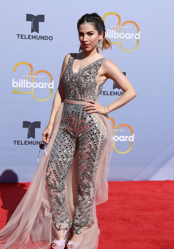 Paty Cantu – 2018 Billboard Latin Music Awards in Las Vegas