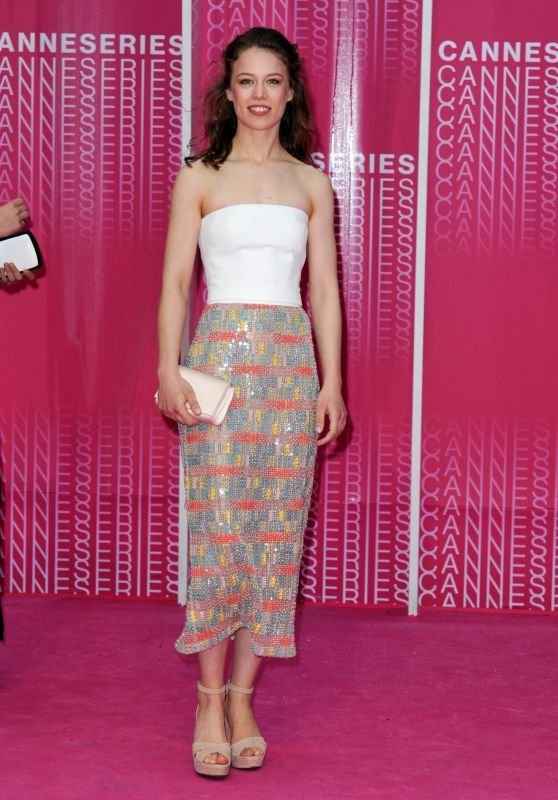 "Paula Beer - The 1st Cannes International Series Festival Closing Ceremony and ""Safe"" Pink Carpet Arrivals"