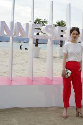 Paula Beer - The 1st Cannes International Series Festival - Jury Photocall