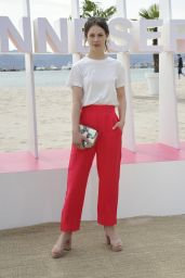 Paula Beer - The 1st Cannes International Series Festival - Jury Photocall