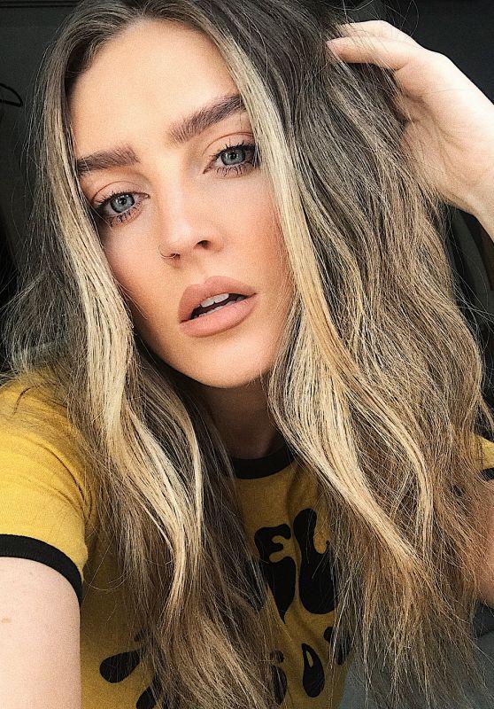 Perrie Edwards Social Media April 2018