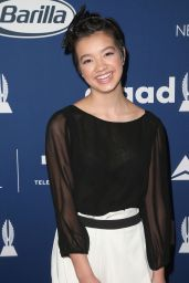 Peyton Elizabeth Lee - GLAAD Media Awards Rising Stars Luncheon in Beverly Hills