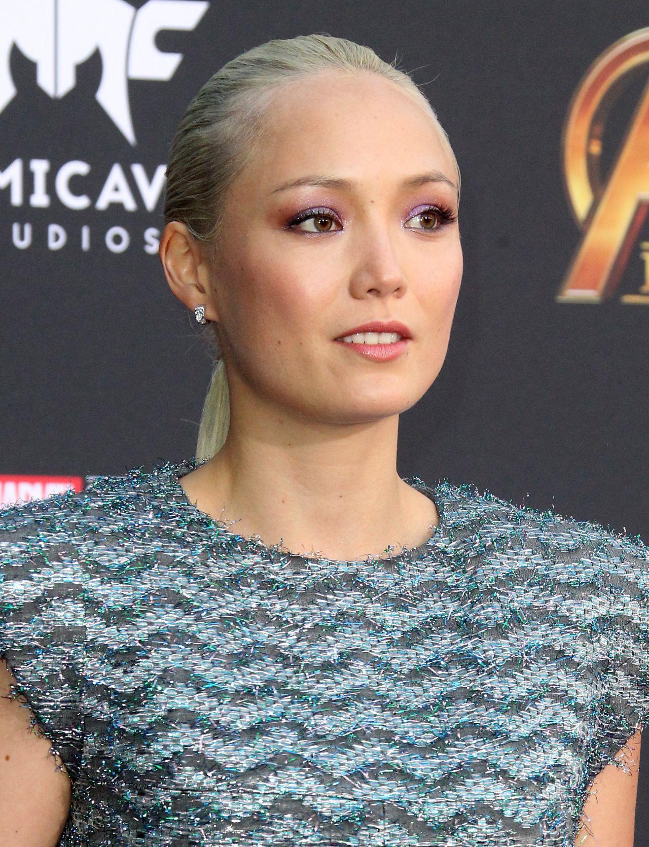 """Pom Klementieff - """"Avengers: Infinity War"""" Premiere in LA"""