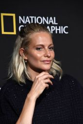 "Poppy Delevingne - ""Genius Picasso"" TV Series Photocall in NY"
