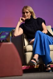 "Poppy Delevingne - ""Genius: Picasso"" TV Show Dinner and Conversation in LA"