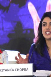 Priyanka Chopra - Partners Forum 2018 in New Delhi