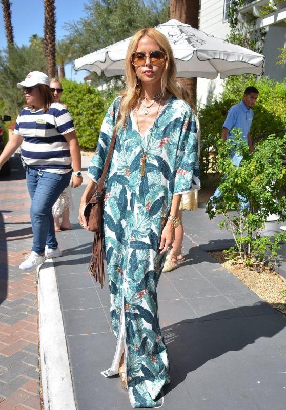 Rachel Zoe - Coachella Party in Palm Springs 04/14/2018